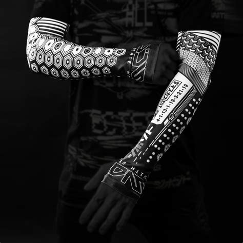 cyberpunk tattoo circuit sleeves products cyberpunk