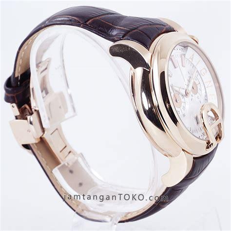 Jam Tangan Aigner Wanita Coklat harga sarap jam tangan aigner bari kulit elegan coklat