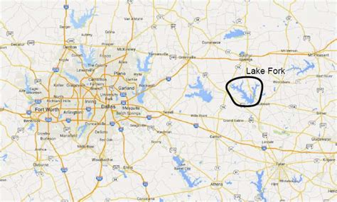 map of lake fork texas dallas lake fork from maps photo 7523451 103223 houston chronicle