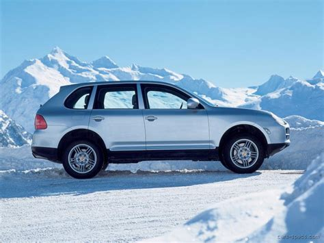 porsche cayenne mpg 2004 2004 porsche cayenne suv specifications pictures prices