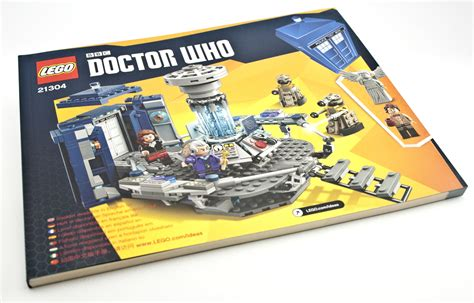Lego 21304 Doctor Who review 21304 doctor who rebrickable build with lego