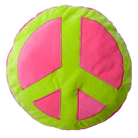 Peace Sign Pillows by 17 Best Images About Peace Signs And Crosses On