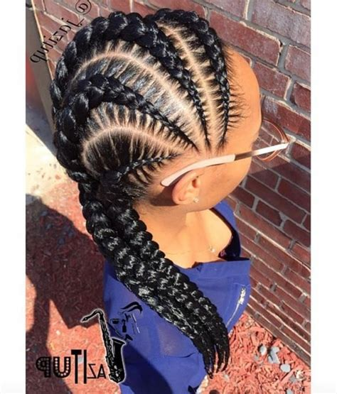Braids To The Scalp Hairstyles by The Stylish Along With Gorgeous Goddess Braids To The