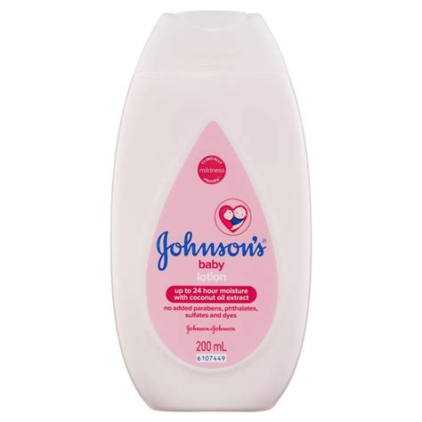 buy johnson johnson johnson s baby lotion 200ml