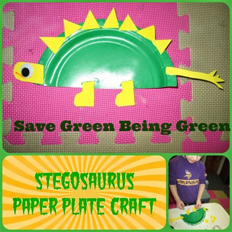 Stegosaurus Paper Plate Craft - 25 best images about paper plate crafts on cow