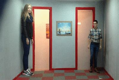 ames room illusion the ames room hfboards