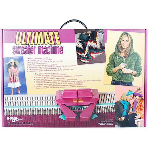 Caron Ultimate Knitting Machine Walmart