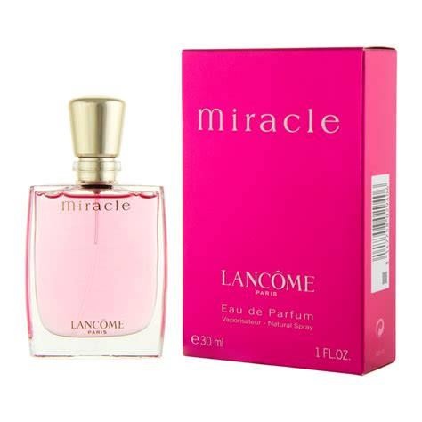 Miracle Edp From Lancome lancome miracle pour femme edp 30 ml w miracle pour