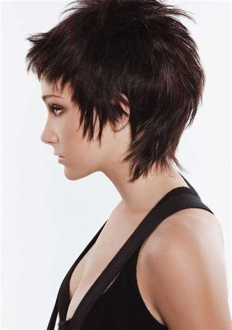 short shaggy point cut hair 10 best short funky pixie hairstyles short hairstyles