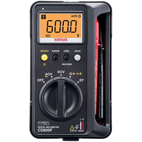 Multimeter Digital Sanwa Pc510 meter digital jual alat ukur murah garansi resmi distributor