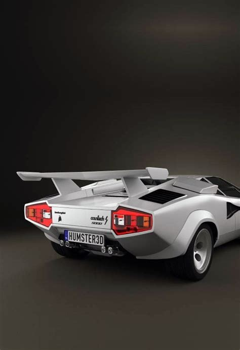 slowest lamborghini countach i almost got run over by one of these once it