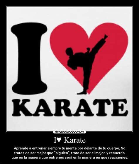 imagenes motivadoras de karate i karate desmotivaciones