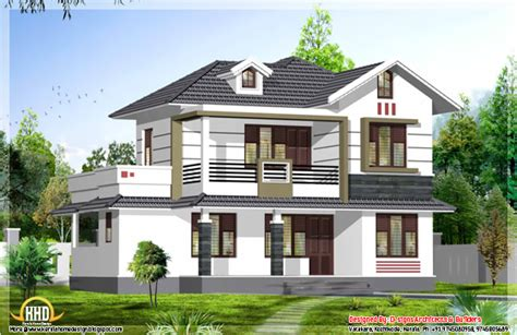 stylish kerala home design 1950 sq ft