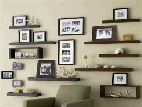 Living Room: Marvellous Great Living Room Shelf Ideas Wall