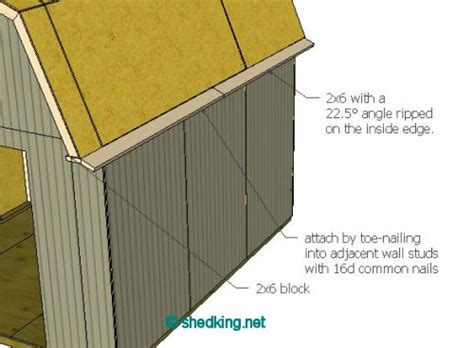 how to build a gambrel roof shed roof gambrel how to build a shed shed roof