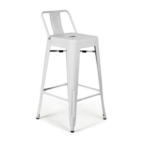 bar stools raleigh raleigh modern low back white counter stool eurway