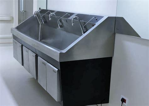 Scrub Sink amensco surgical support systems modular operation