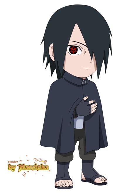 boruto fb chibi sasuke eternal mangekyou boruto the movie by