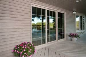 vinyl sliding patio door reviews sliding patio doors simonton windows doors