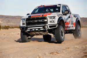2017 ford f 150 raptor to go desert racing