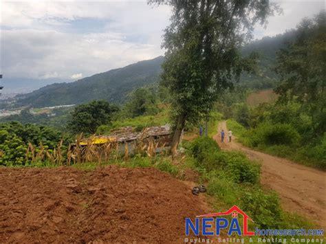 land  sale  bhimdhunga height kathmandu
