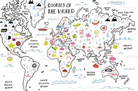 converts from around the world stories of new muslims 46 cookie recipes from all over the world