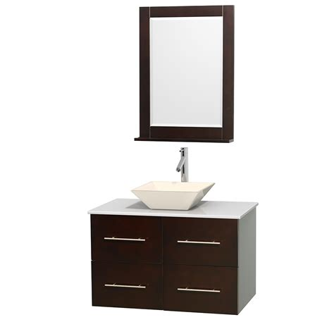 wyndham collection wcvw00936seswsd2bm24 centra 36 inch