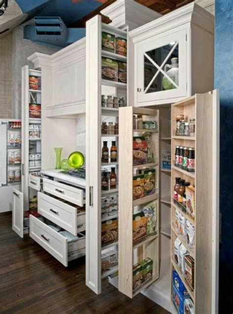apartment kitchen storage ideas comment bien choisir un meuble gain de place en 50 photos