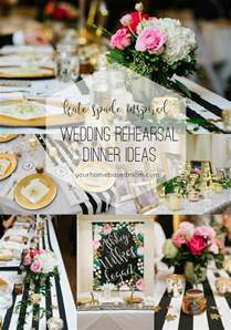 table decorations for wedding rehearsal dinners wedding rehearsal dinner decorations wedding invitation sle