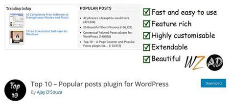 Popular Posts by Die Besten Plugins Onlineshop Diy