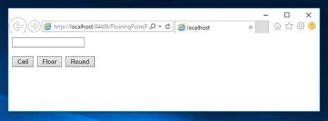 Javascript Ceil by