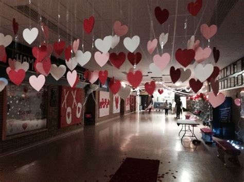 high school valentines day ideas valentines day entrance decorating ideas for high