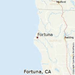 best places to live in fortuna california