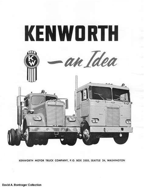 kw truck equipment 377 best vintage trucks and earth moving equipment images