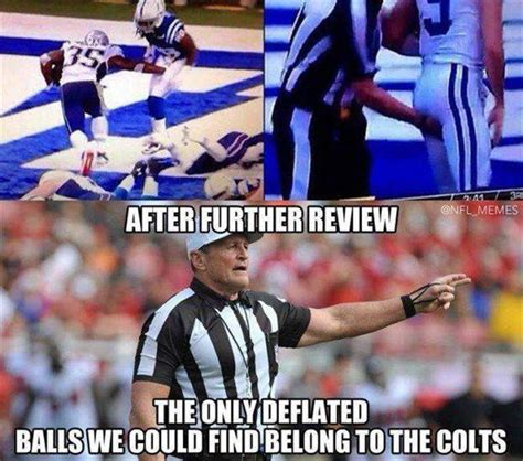 Funny New England Patriots Memes - the internet responds to new england patriots deflate gate