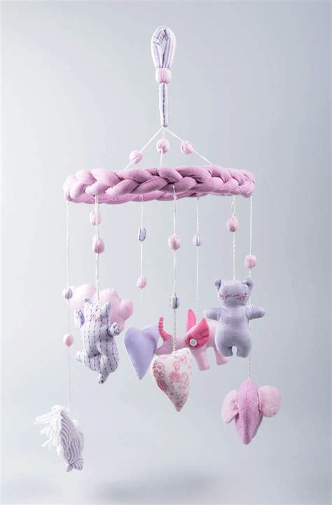 Hanging Toys For Crib by Madeheart Gt Handmade Crib Baby Mobiles Baby