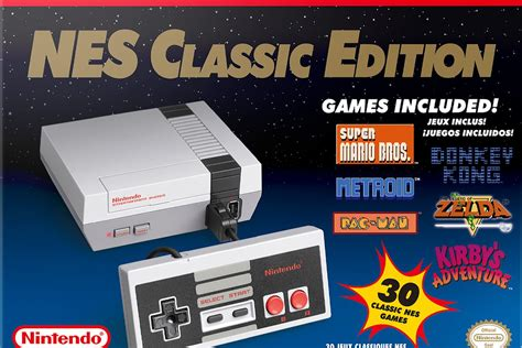 Nintendo Mini Nes Classic Edition nintendo s mini nes classic edition everything you need