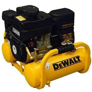 dewalt 169cc 4 gallon stack gas air compressor ebay