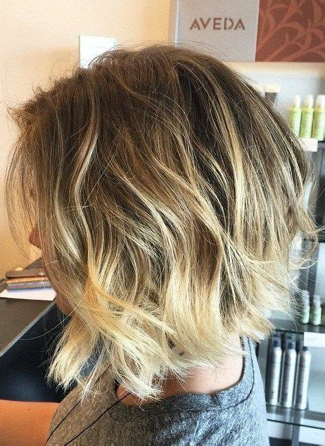 short choppy layered haircuts messy bob hairstyles trends  autumnwinter
