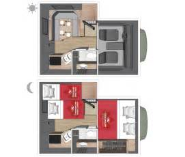 rentals truck camper with bunk bed in slide out camper floor plans with bunk beds google search