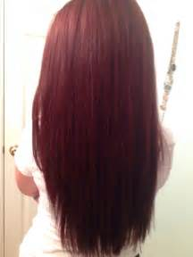 cherry hair color best 25 cherry coke hair ideas on cherry