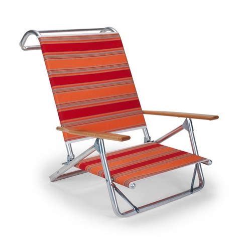 folding beach chaise telescope casual furniture beach folding original mini sun