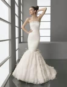 mermaid wedding dress memorable wedding 5 wedding gown styles to suit your type