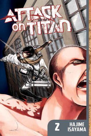 Lover Vol 2 Mikase Hayashi M attack on titan vol 2 by hajime isayama review book