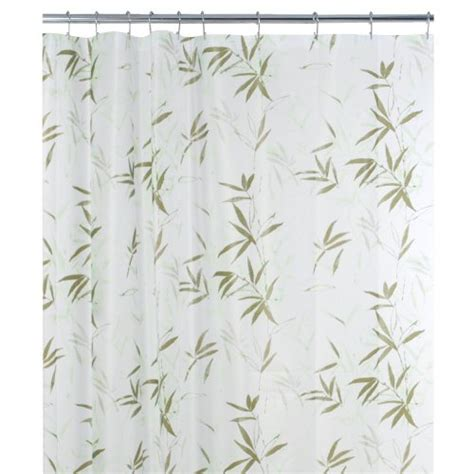 zen shower curtain maytex zen garden peva shower curtain