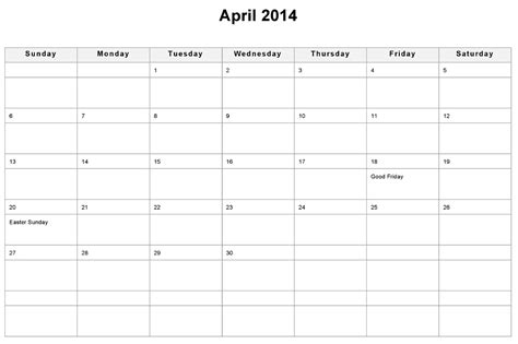 printable monthly calendar may 2014 8 best images of april and may 2014 calendar printable