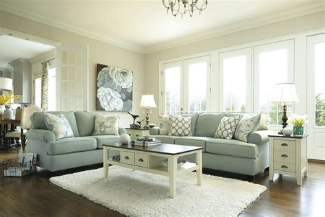 daystar queen sofa sleeper ashley signature design daystar seafoam contemporary