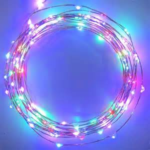led lights string aliexpress buy selling copper wire led