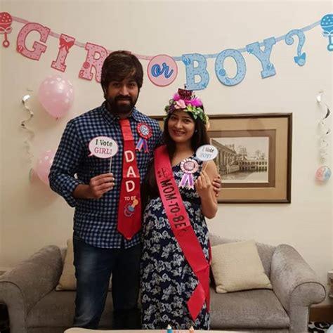 actor yash baby congratulations kannada stars yash and radhika pandit