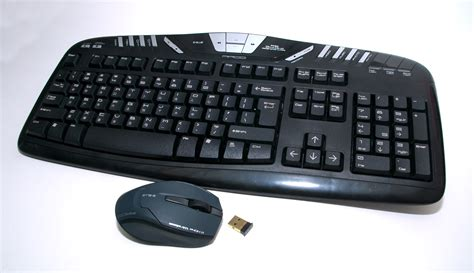 Keyboard Wireless arco laser 2 4g wireless keyboard laser mouse combo keyboards and mouse computer hardware and